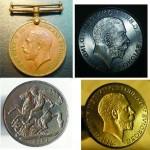 BÜYÜK BİRİTANYA BRONZ 1914-1918 MADALYA